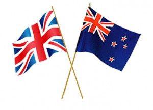 Uus-Meremaa ning UK