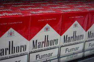 PMI sigarettide müük on kukkunud rohkem, kui prognoositud